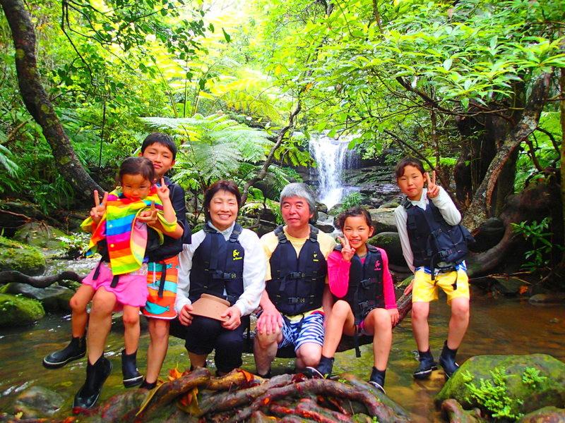 トレッキングツアー・西表島