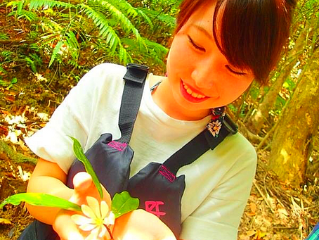 島旅でアメノウズメノミコトに逢おう〜⛩