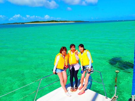 パナリ島ヨットクルーズ・西表島シュノーケリングツアー