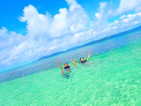 パナリブルーで泳ごう🐠西表島シュノーケリングツアー