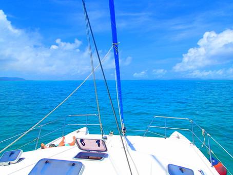 西表島ヨットクラブ・島旅で至福の時間を過ごしてみては?〜🌴💙