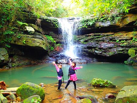 西表島旅行で秘境の滝へ行ってみよう😁