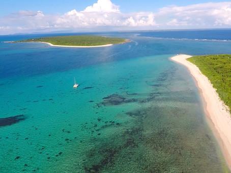 ようこそ楽園パナリ島へ