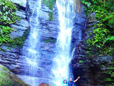 最高のクールダウン🌀ゲータの滝トレッキング🌿