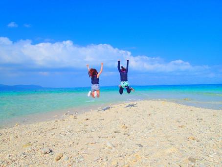 南の島でのんびり〜女子旅行