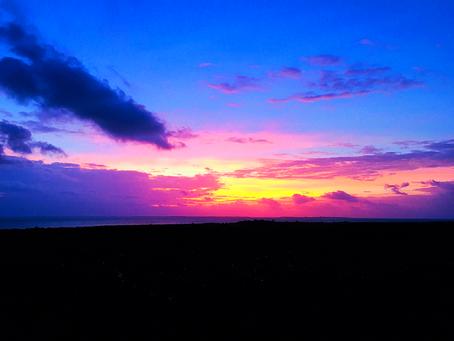 西表島の今日の天気〜☀️