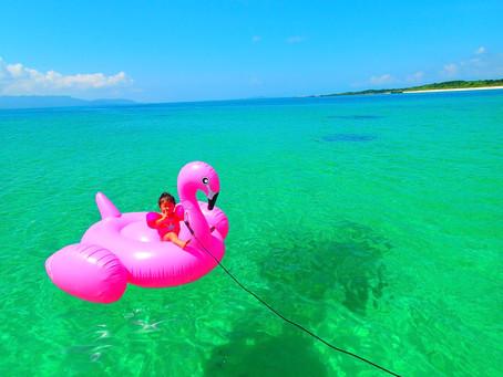 南国の楽園パナリ島シュノーケル・カタマランヨットクルーズ