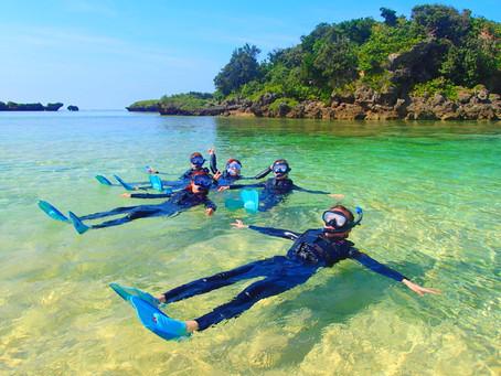 最高の女子旅・卒業旅行しちゃおう!〜西表島で人気の観光アドベンチャー