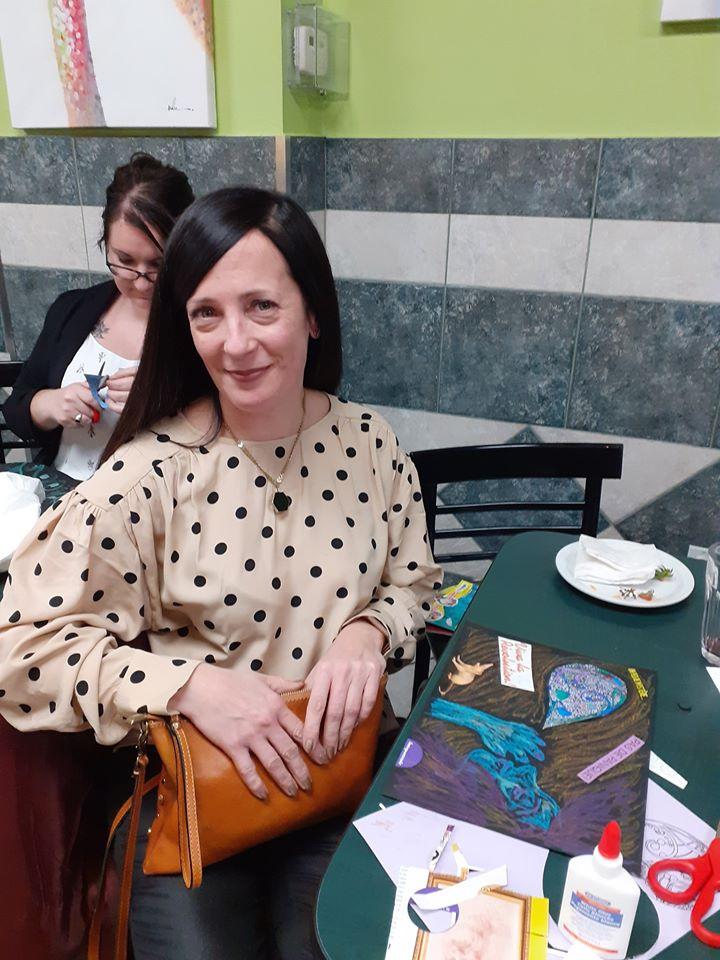 Soirée peinture avec Christine Paris (oc