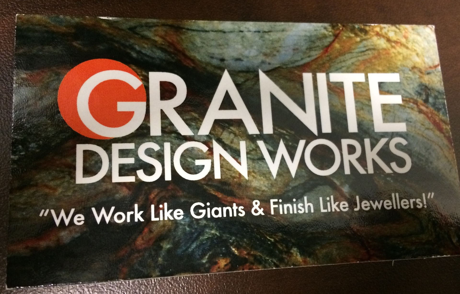 Granite Design Works