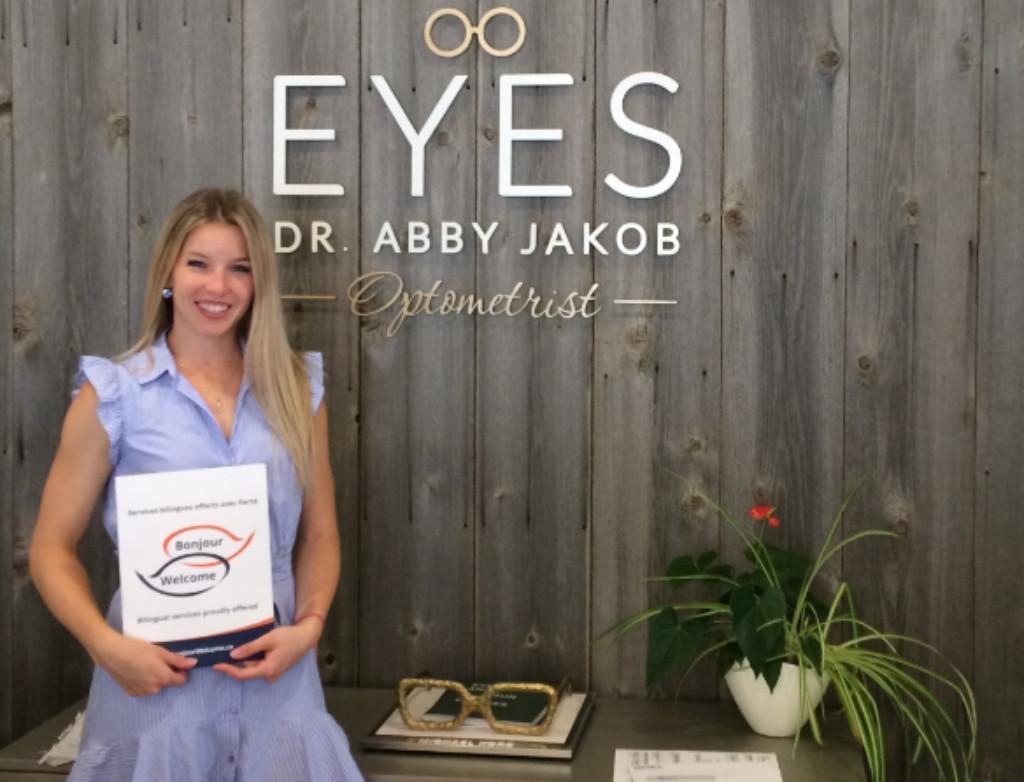 Dr Abby Jakob