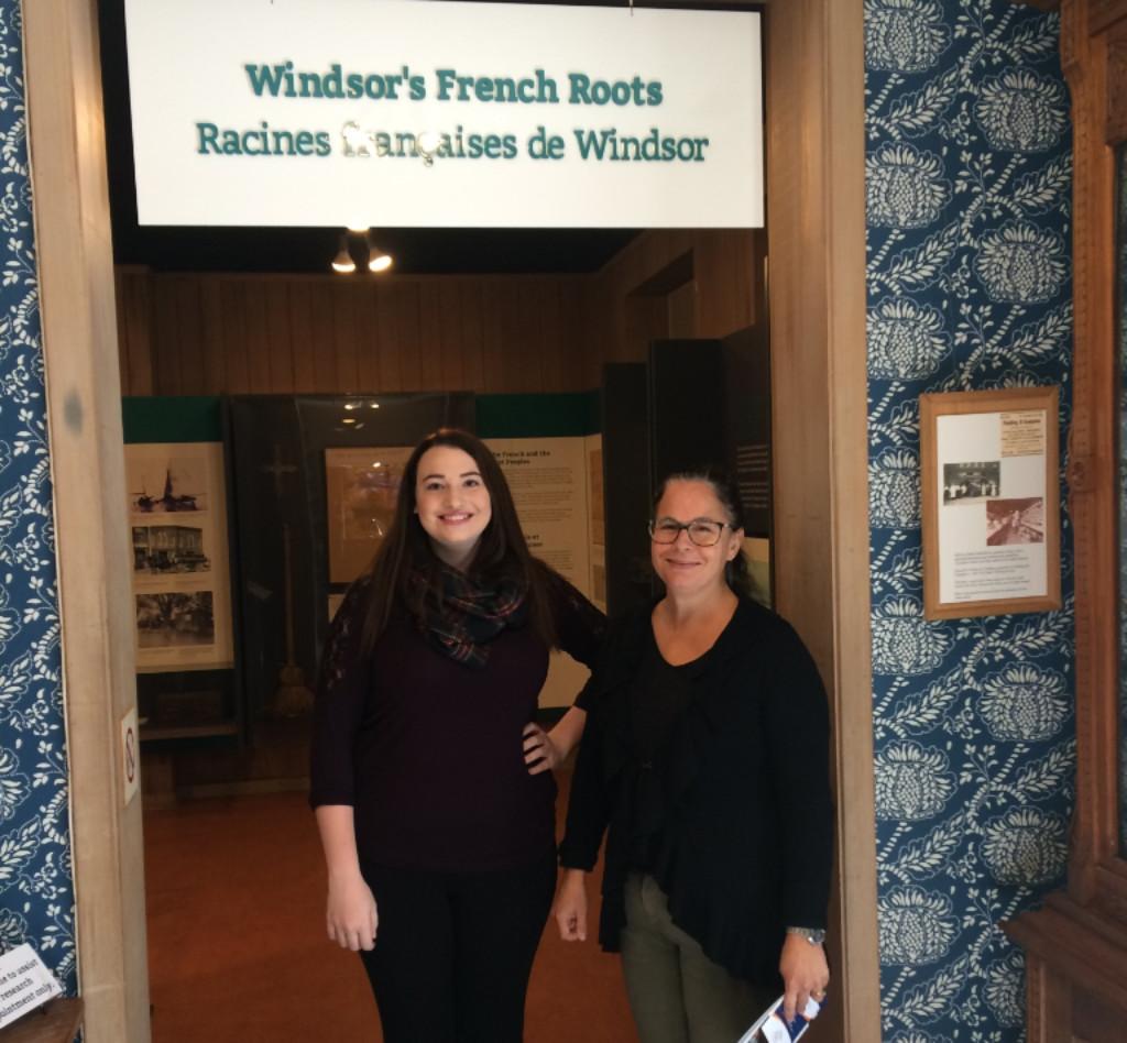 Le musée communautaire de Windsor