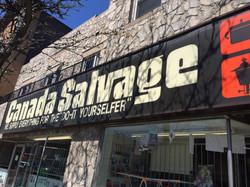 Canada Salvage