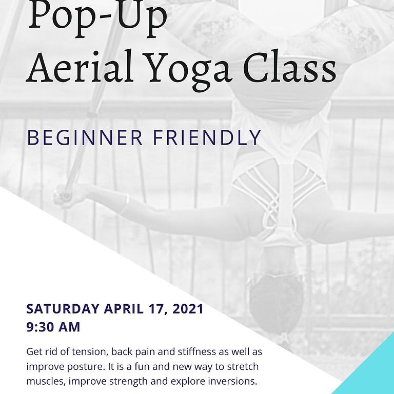 Pop Up Aerial Class