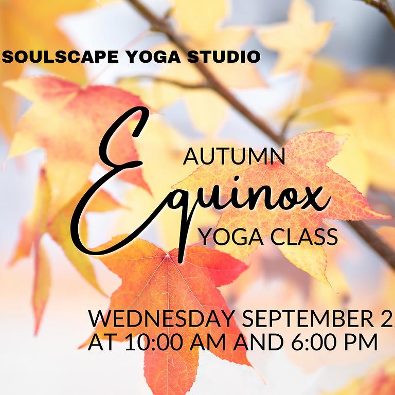 Autumn Equinox Class