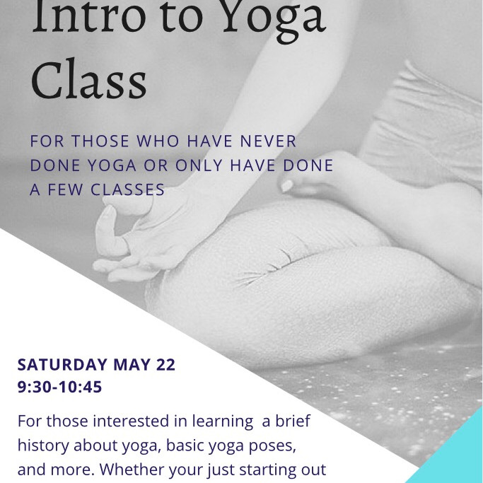 Intro to Yoga Class