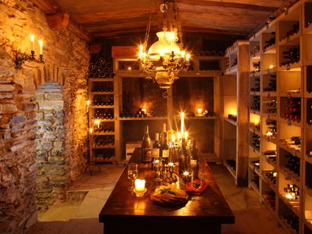 Weinkeller ganz privat