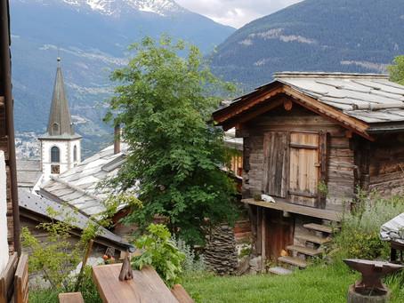 Dorfführungen: Das Suonendorf
