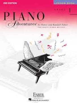 Piano Adventure Lesson Book Level 1
