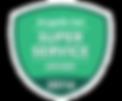 angies list super service reward 2016