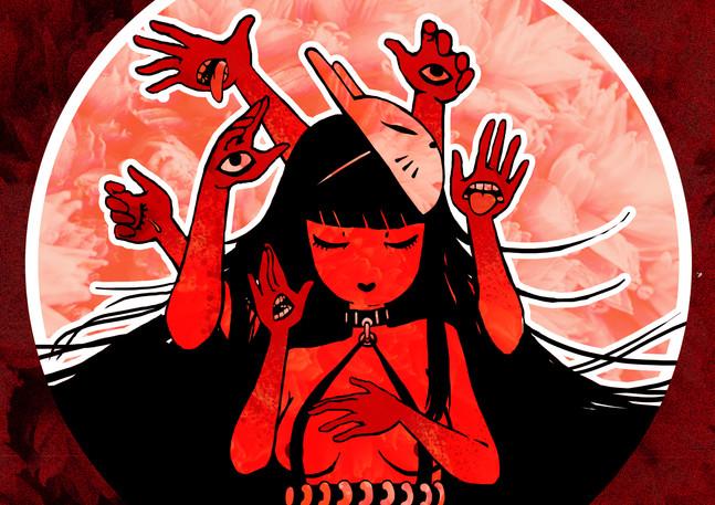 Rakshasi (Red)