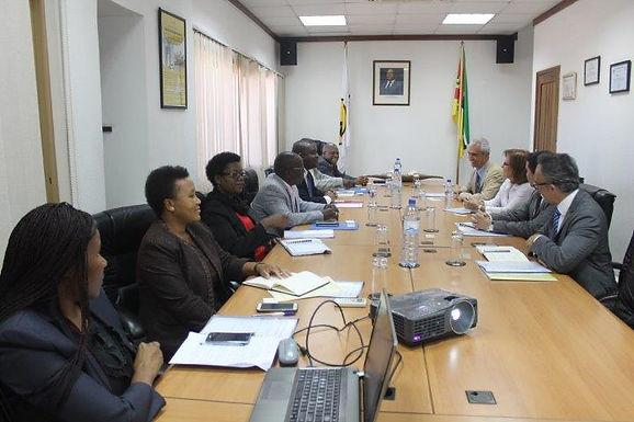 NAV Portugal visita a Empresa Aeroportos de Moçambique, E.P.