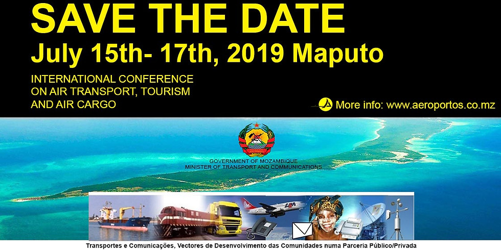 INTERNATIONAL CONFERENCE ON AIR TRANSPORT, TOURISM AND AIR CARGO