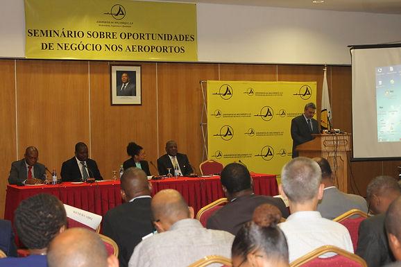 ADM, E.P. busca oportunidades de negócio nos aeroportos