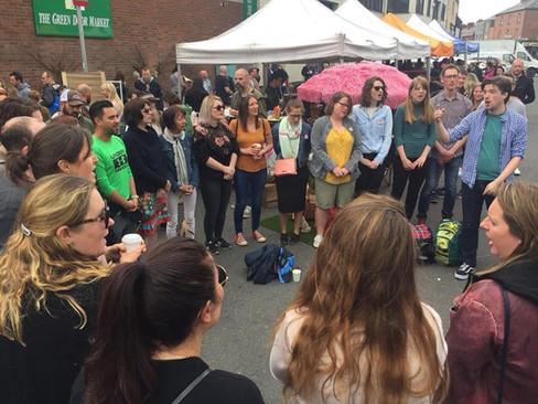 Dublin Flea Market (Summer)
