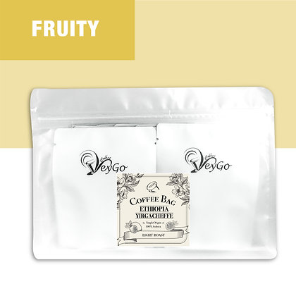【Steep Bag】Ethiopia Yirgacheffe Wash  (5bags/10bags)