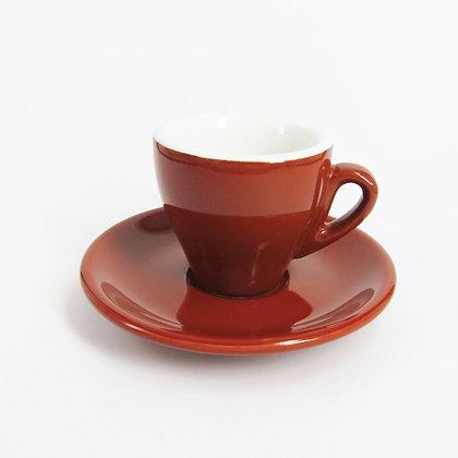 Italian Espresso Cup & Saucer