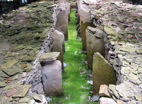 Le Cairn Dolménique de Midhowe (ECO)