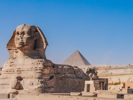 Le Sphinx ou le Lion de Gizeh ? … (EGY)