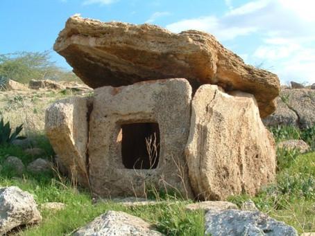 Les Dolmens de Damiya (JOR)