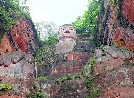 Le Grand Boudha de LESHAN (CHI)