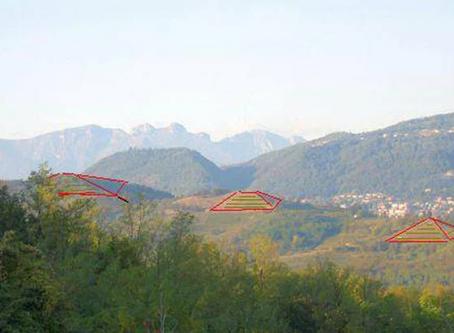 LES PYRAMIDES DE MONTEVECHIA (ITA)