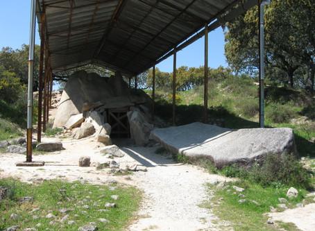 Dolmen de Zambujeiro (POR)