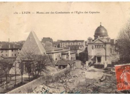 LYON - Eglise des Capucins (FRA)