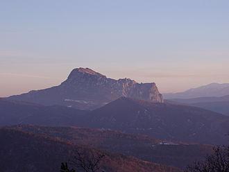 RENNES LE CHÂTEAU & Le Mont BUGARACH .... (FRA)