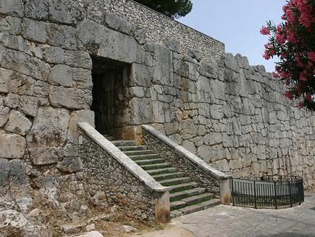 L'Acropole de ALATRI (ITA)