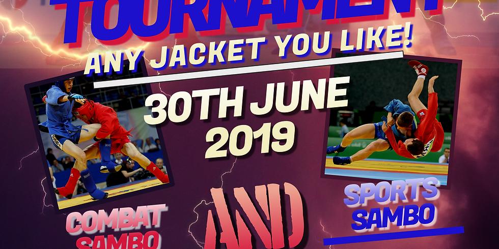 Any Jacket You Like - Sambo Tournament