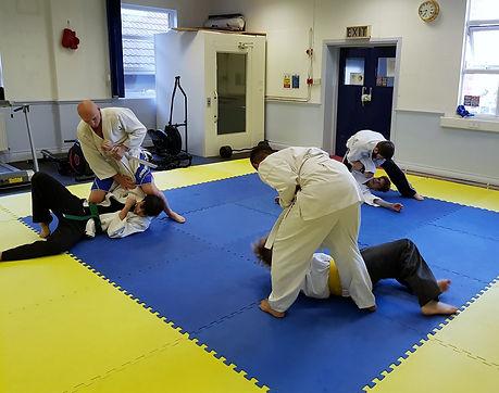Taijutsu Self Defense