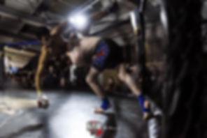 Ewan Lister Taijutsu MMA