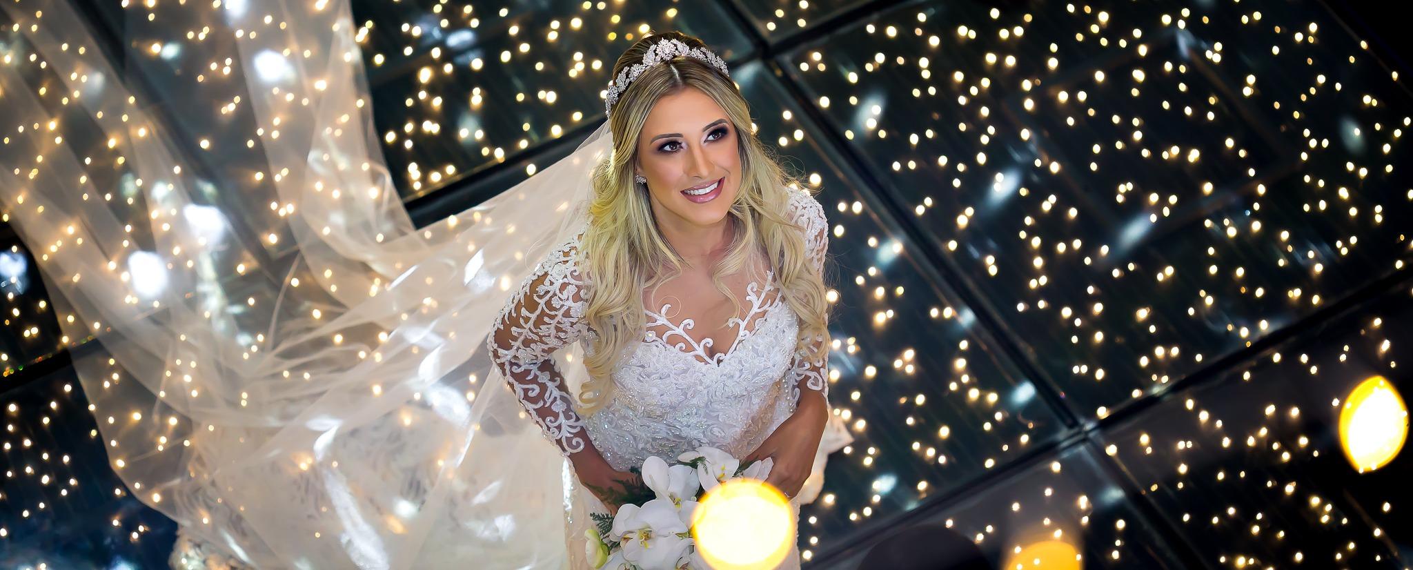 Maquiagem de noiva em Petrópolis