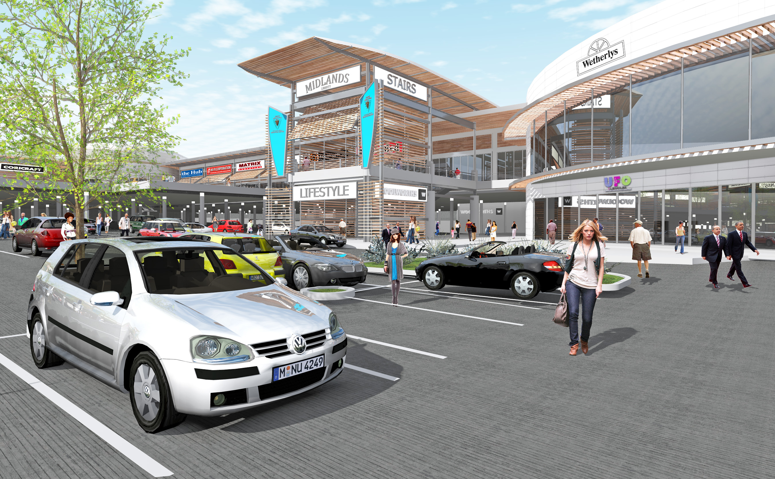MIDLANDS MALL LIFESTYLE CENTRE