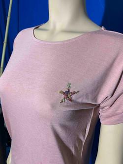Women t-shirt 50%CO 50%MODAL