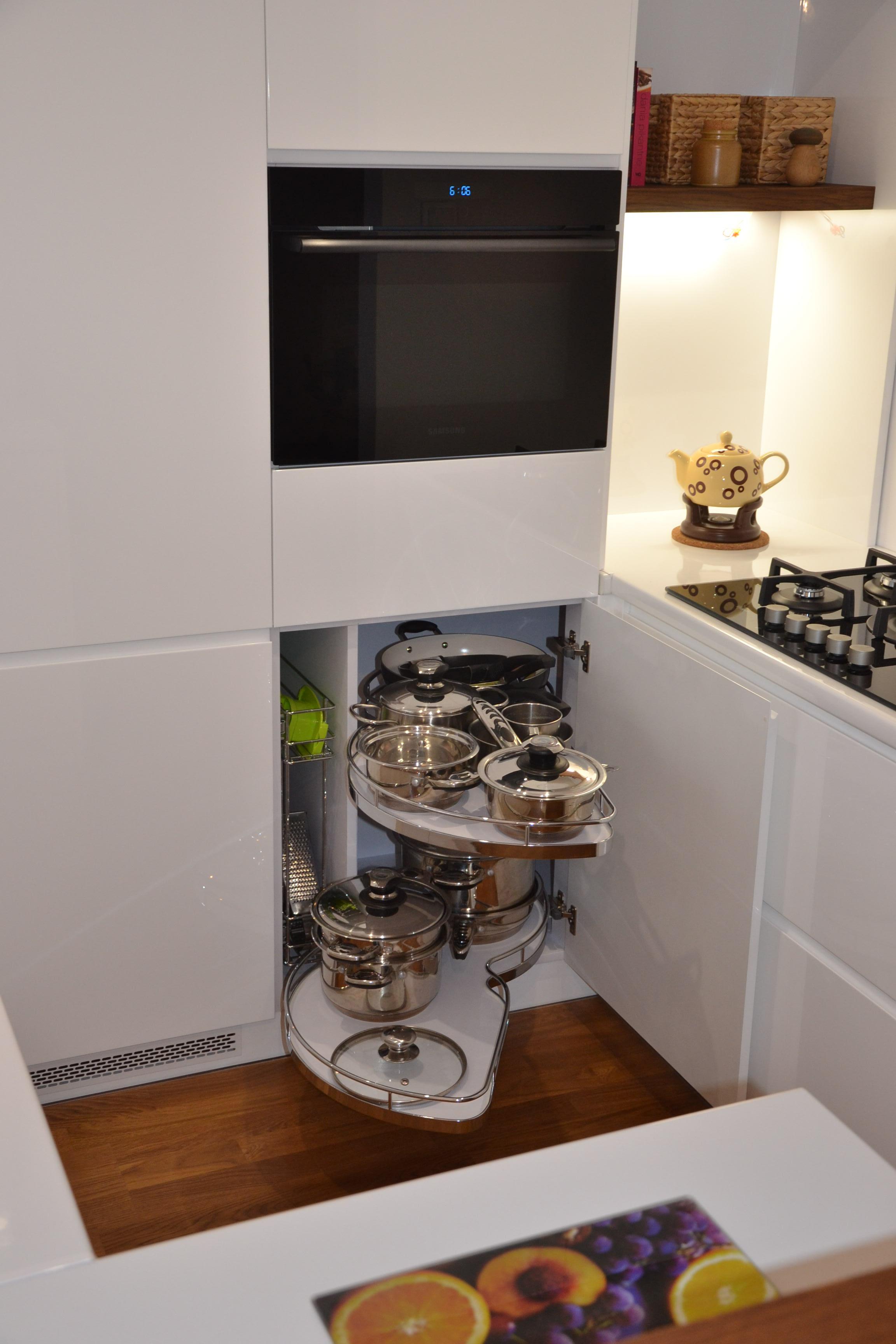 Wyposażenie mebli kuchennych