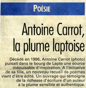 Le Progrès 26/12/2004