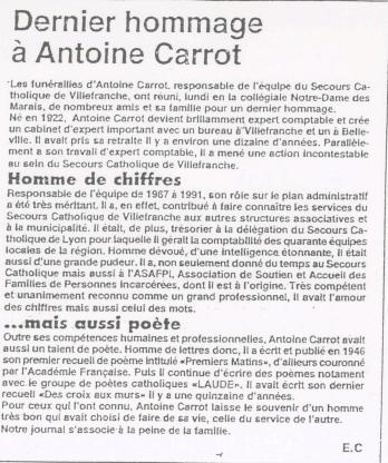 Le Progrès 19/09/1996