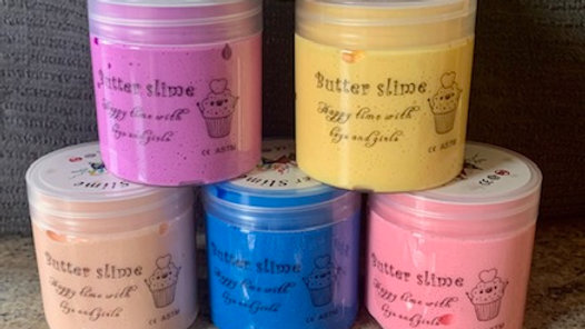 Butter Slime With Charms/Decorations
